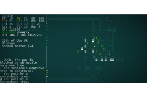 Roguelike Updates: Caves Of Qud Goes Commercial ...