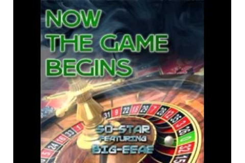 Now the Game Begins - So-Star Featuring Big-eeae (New Song ...