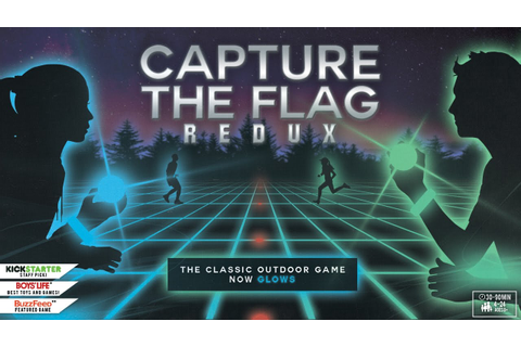 Classic Game, Modern Twist - Capture the Flag REDUX! - YouTube