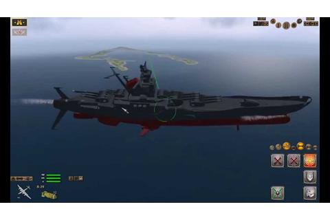 Pacific Storm Allies: Space Battleship Yamato - YouTube