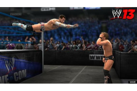 WWE 13 UK Review: Wrestling Video Games Continue To ...