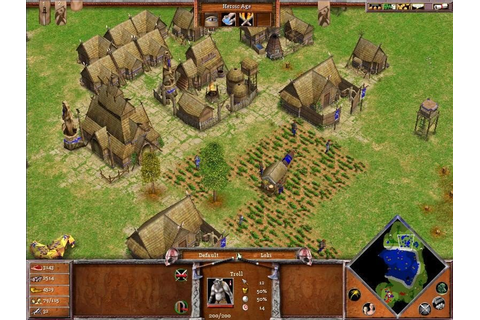 41 Games like Age of Mythology - AlternativeTo.net