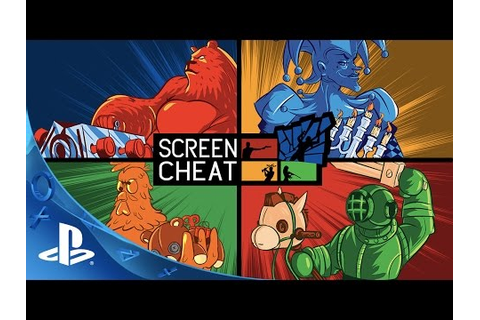 Screencheat Game | PS4 - PlayStation