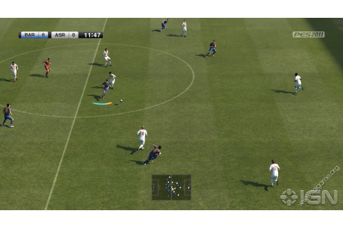 Pro Evolution Soccer PES 2011 - Download Free Full Games ...