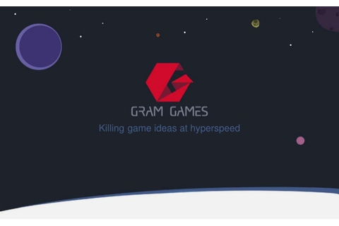 "Gram Games | GDG DevFest 15 ""Killing Game Ideas at Hyperspeed"""