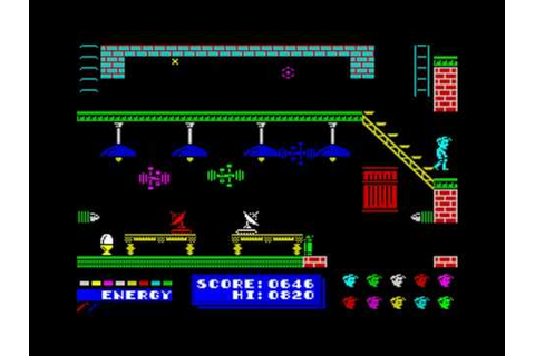 Dynamite Dan Explodes onto the scene | GamesYouLoved