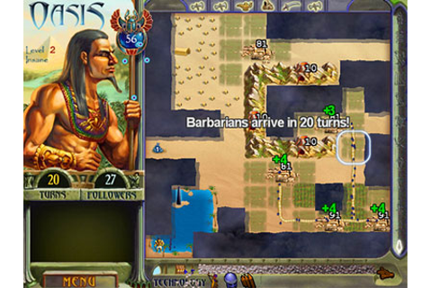 Oasis - Civilization Game for PC