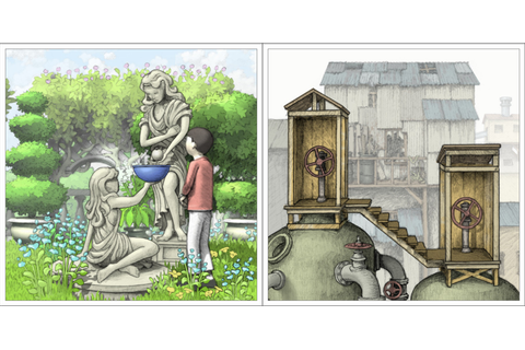 'Gorogoa' Is a Puzzle Game That Brings Picture Books to ...