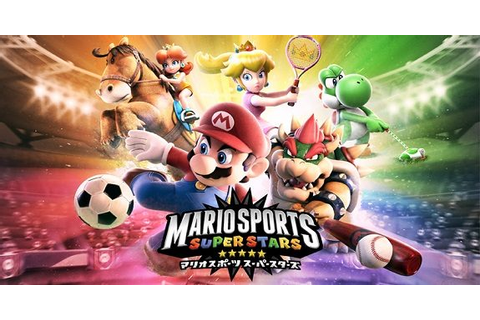 Japan: Mario Sports Superstars (3DS) releasing in March ...