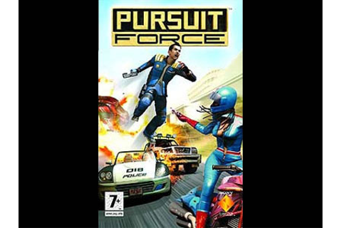 Pursuit Force Review for PSP (2006) - Defunct Games