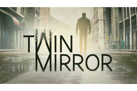 Twin Mirror - Announcement Trailer - YouTube
