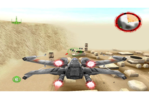 Star Wars: Rogue Squadron 3D (PC) gameplay - Chapter I ...