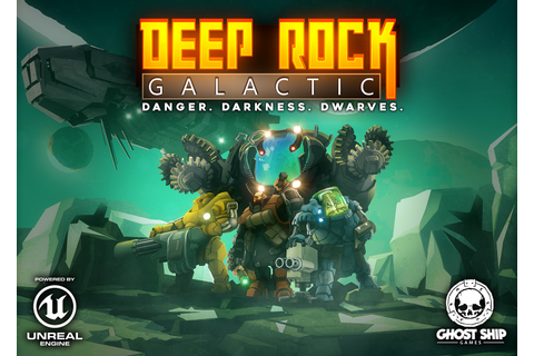 Deep Rock Galactic Windows game - Mod DB