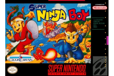 Super Chinese World [Japan] - Super Nintendo (SNES) rom ...