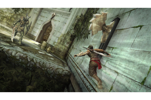 Prince of Persia: The Forgotten Sands Review (Wii ...