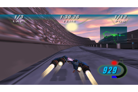 Star Wars: Episode I Racer roars back onto PCs and it's ...