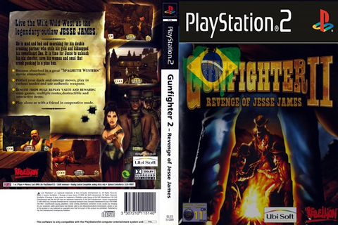 DOWNLOAD!! Gunfighter 2: Revenge of Jess James - PT-BR PS2 ...