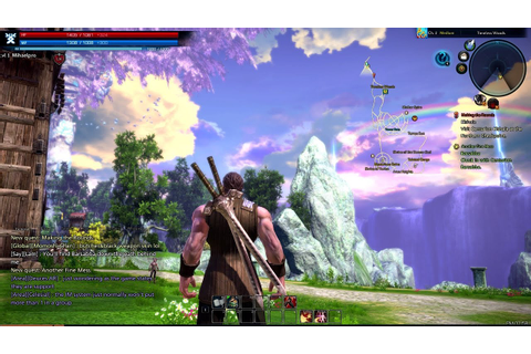 TERA: Rising Intro And Gameplay - 1080p GeForce GT 650M ...