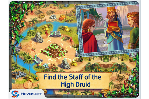 Game Druid Kingdom for iPhone and iPad. Download game ...