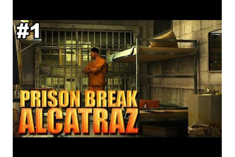 Prison Break : Alcatraz #1 - Android Game - play HD - YouTube