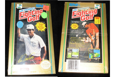 Lee Trevino's Fighting Golf. New Sealed by ClaudysCollectibles