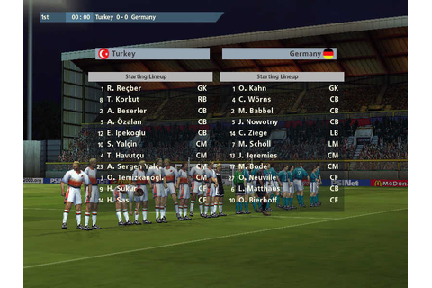 UEFA Euro 2000 Screenshots for Windows - MobyGames
