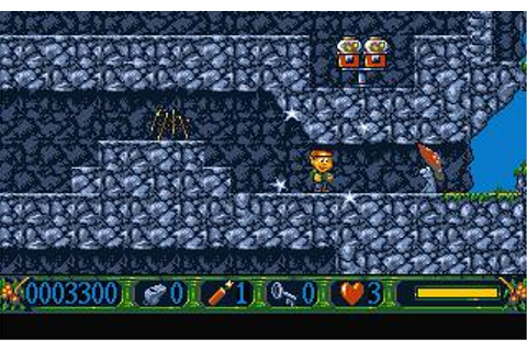 Nicky Boom 2 Download (1993 Arcade action Game)