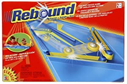 Amazon.com: Rebound Game: Toys & Games