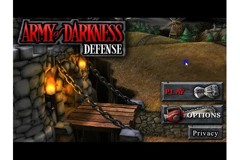 Army of Darkness Defense (Full Android Game) - YouTube