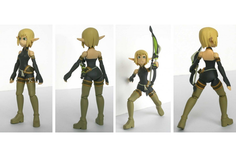 Japanime Games — Evangelyne Wakfu DX Action Figure