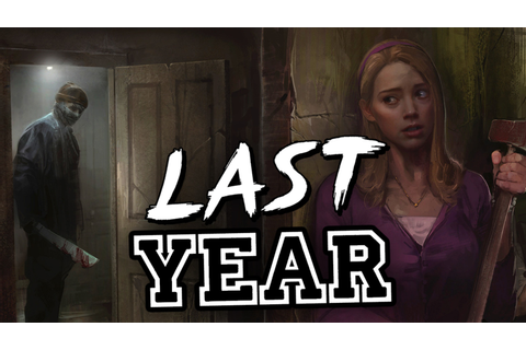 Last Year - 5 vs 1 Multiplayer Survival Horror by James ...