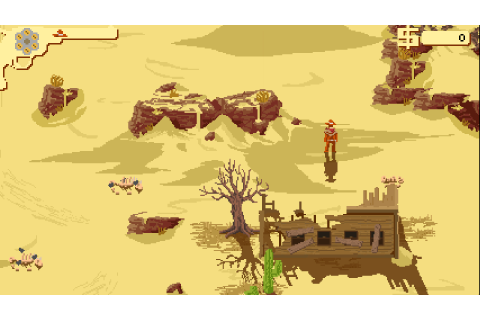 7 Of The Best Wild West Themed Indie Games | The Indie ...