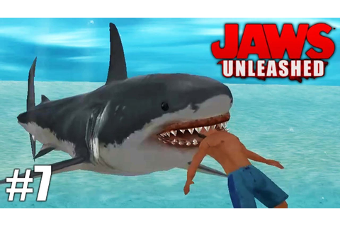 Jaws Unleashed - PS2 Gameplay Playthrough 1080p Part 7 ...