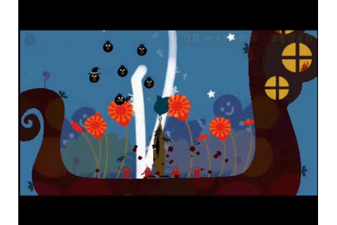 LocoRoco : Midnight Carnival - PSP Gameplay - YouTube