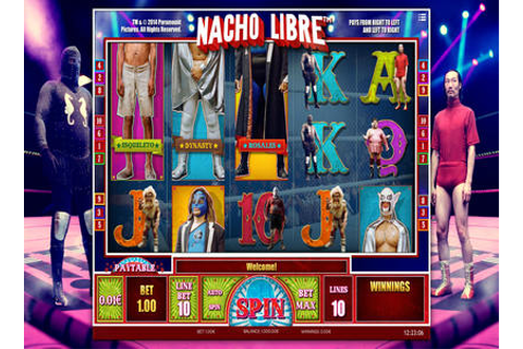 Nacho Libre | Play Nacho Libre Video Slots By ISoftBet - 2018