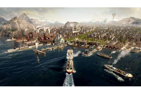 Anno 1800 will be taken off Steam at release and moved to ...