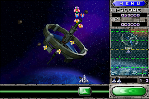In Touch Reviews: Galaga Remix. ($5.99, version 1.0.0)