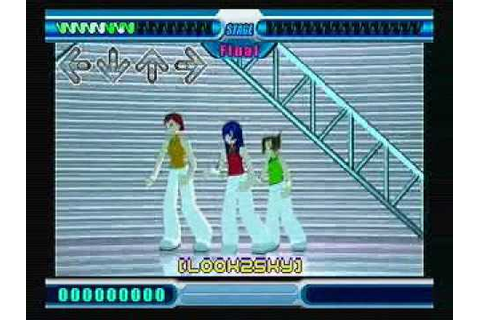 Dance Dance Revolution 6th DDRMAX-Look to the Sky - YouTube