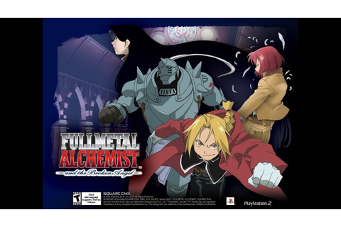 PS2 Longplay [059] Fullmetal Alchemist and the Broken ...