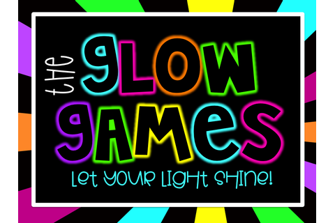 The Glow Games: Games for the classroom | Elementary ...