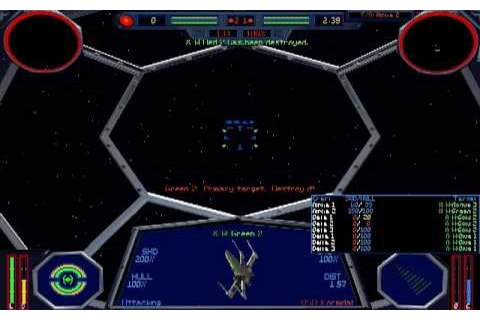 Star Wars: X-Wing vs. TIE Fighter download PC