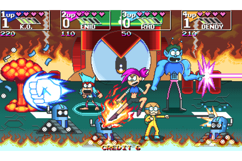OK K.O. Let's be Heroes Turbo mockup by ScepterDPinoy on ...