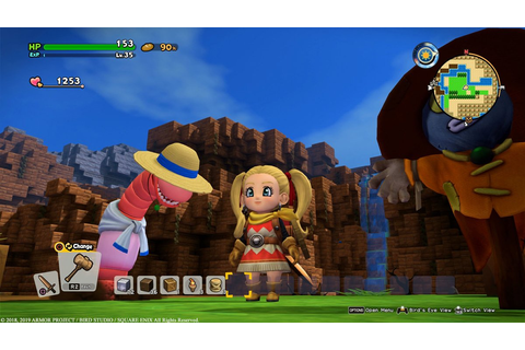 Review: Dragon Quest Builders 2