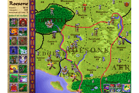 Download Birthright: The Gorgon's Alliance | DOS Games Archive
