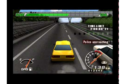 Car Racing Challenge PS2 Full Playthrough (505 Games ...