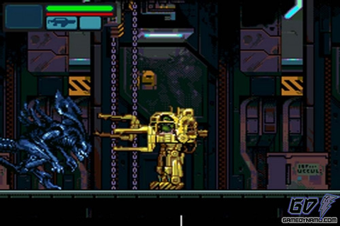 Aliens: Infestation (Nintendo DS/DSi) Review | GameDynamo