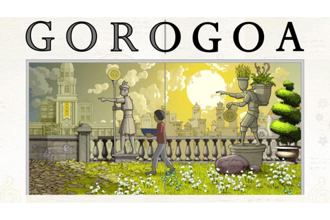 Let's Play Gorogoa - Unique Hand-drawn Puzzle [Gorogoa PC ...