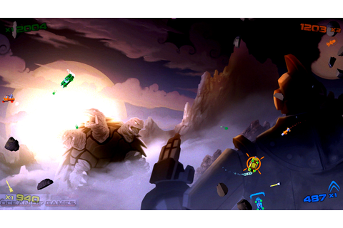 Hyperdrive Massacre Free Download - Ocean Of Games PC