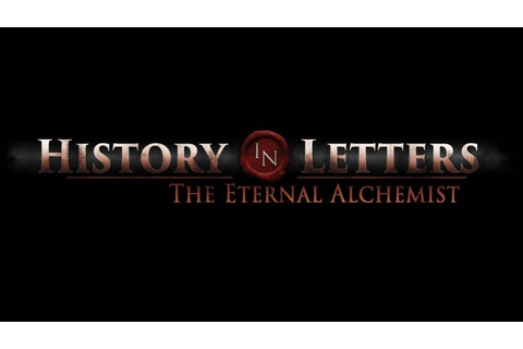 "Neues Indie-Adventure ""History in Letters – The Eternal Alchemist ..."