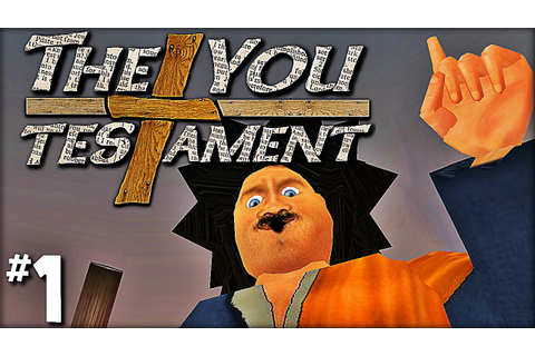 Most Offensive Game EVER! - THE YOU TESTAMENT #1 - YouTube